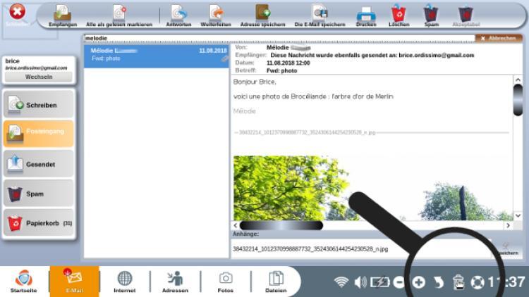 So räumen Sie Ihr E-Mail-Postfach auf