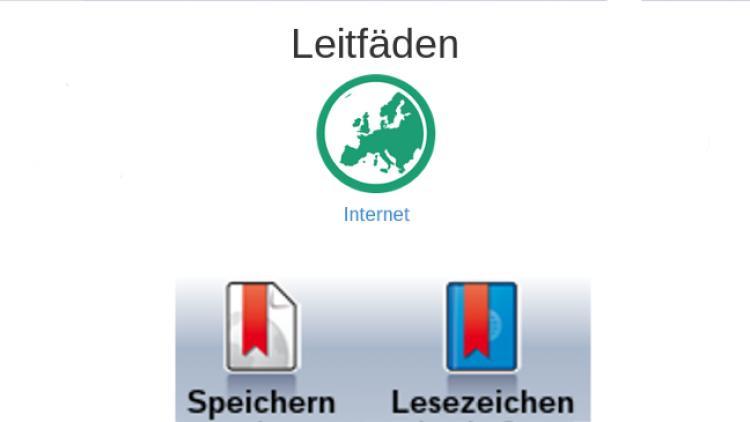 Mit Lesezeichen Ordnung im Internet schaffen