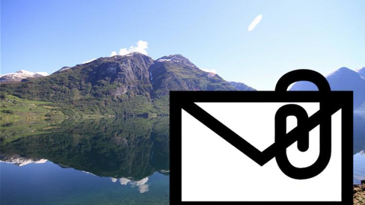 Mit der Foto-Anwendung Fotos per E-Mail versenden